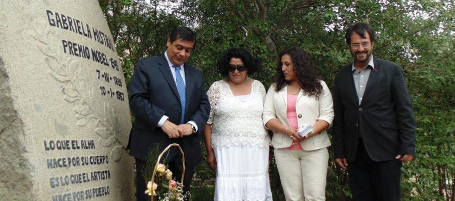 Ministro de Bienes Nacionales encabezó ceremonia de relanzamiento de la Ruta Mistraliana en Paihuano
