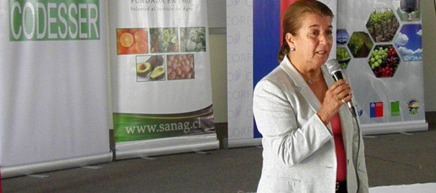 Nodo de Reconversión Agrícola finaliza en la provincia con actividad en Vicuña