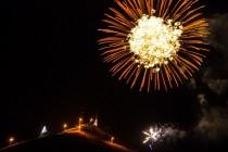 Vicuña tendrá fuegos artificiales para el año nuevo en tres puntos de la comuna
