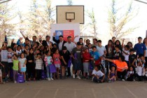Hijos e hijas de temporeros viven un gran verano este 2016 en escuelas de Vicuña y Paihuano