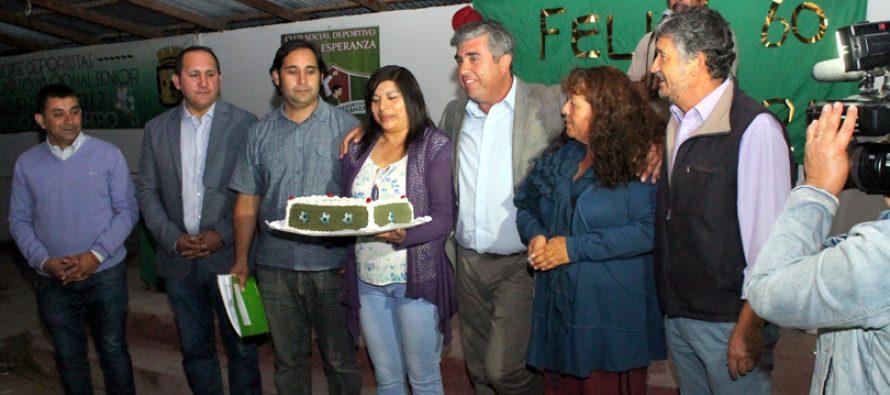 CD Unión Esperanza celebra sus 60 años de existencia con el anuncio de importantes logros