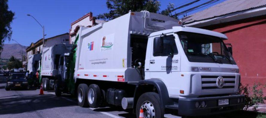 Invertirán 214 millones de pesos en maquinarias para un proceso de la basura de excelencia