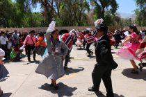 En tres intensos días docentes  y folcloristas dieron vida al XVI Encuentro de Folclor Zonal Norte