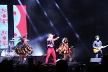 Gepe estuvo presente en la séptima versión de Mistral en Concierto en Pisco Elqui