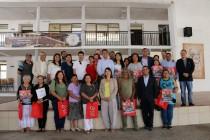 Ministro Marcelo Díaz dialoga con vecinos de Vicuña sobre gratuidad en la educación