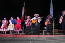 Peña folclórica en medialuna de Vicuña estrechó lazos entre Chile y Argentina