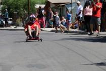 Carrera de carros locos llenó de entusiasmo a la elquina localidad de Villaseca