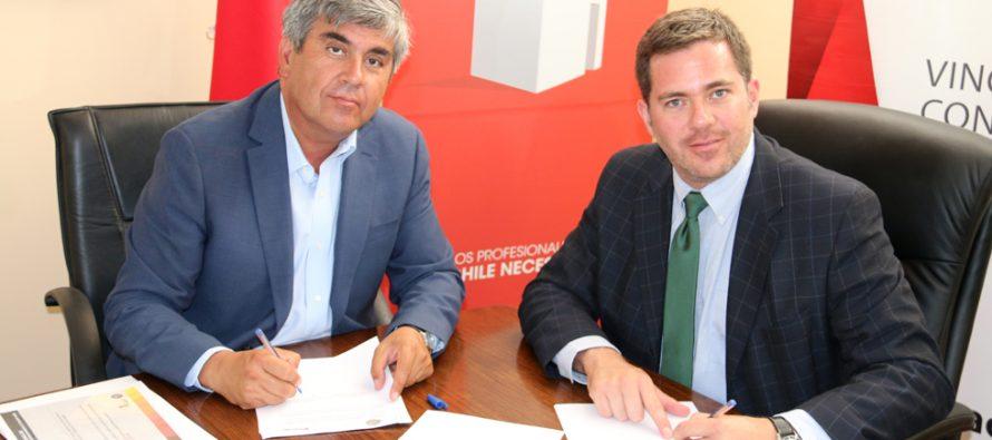INACAP y  Municipalidad de Vicuña firman convenio para potenciar la comuna elquina