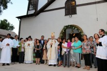 Con reapertura de la capilla de El Molle se lanza la Ruta Patrimonial Iglesias del Elqui