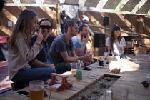 Contraste, Blue Medusa y No Name se presentan este fin de semana en el Beergarden Guayacán