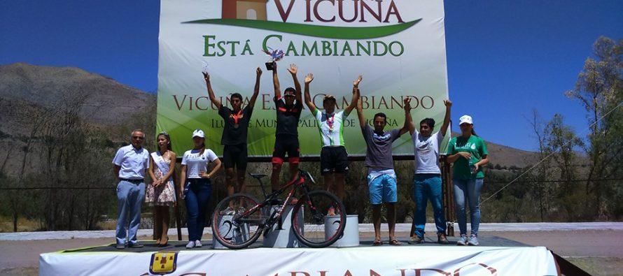 Más de 200 competidores participaron en la carrera XCM Vicuña