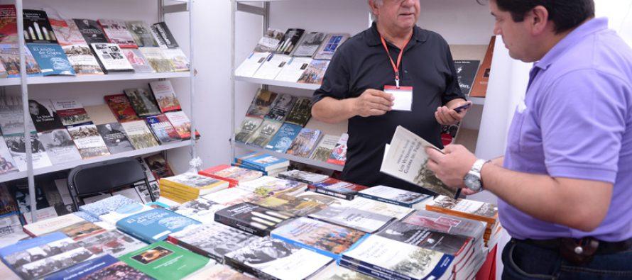 Con éxito de público y ventas finalizó la XXXI Feria del Libro de La Serena