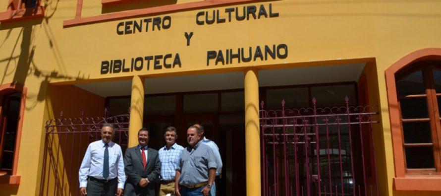 Investigador entrega detalles en Paihuano del origen del pisco y su denominación en Chile