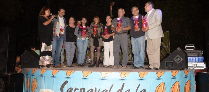 Con coronación de nueva reina se cierra última jornada del Carnaval de la Papaya de Altovalsol