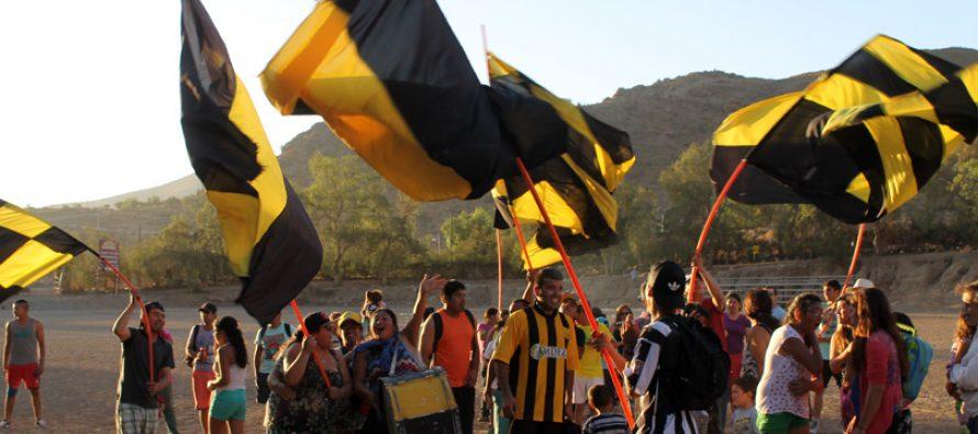Deportivo Peñarol de Gualliguaica ganó en las dos categorías del campeonato de fútbol rural