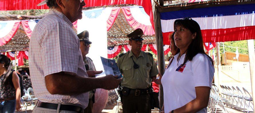 ISl participa de Fiesta Costumbrista de Paihuano poniendo énfasis en la prevención de accidentes