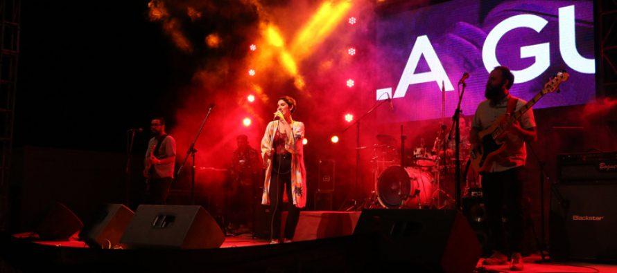 """""""La Guacha"""" estuvo presente en el Concert Valle 2016 junto a reconocidas bandas locales"""