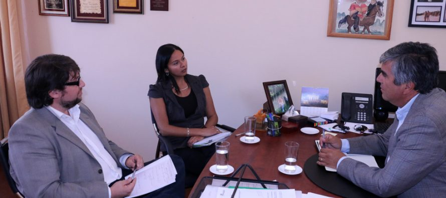 Senda y municipio de Vicuña proyectan acciones 2016 en la lucha contra la droga y el alcohol