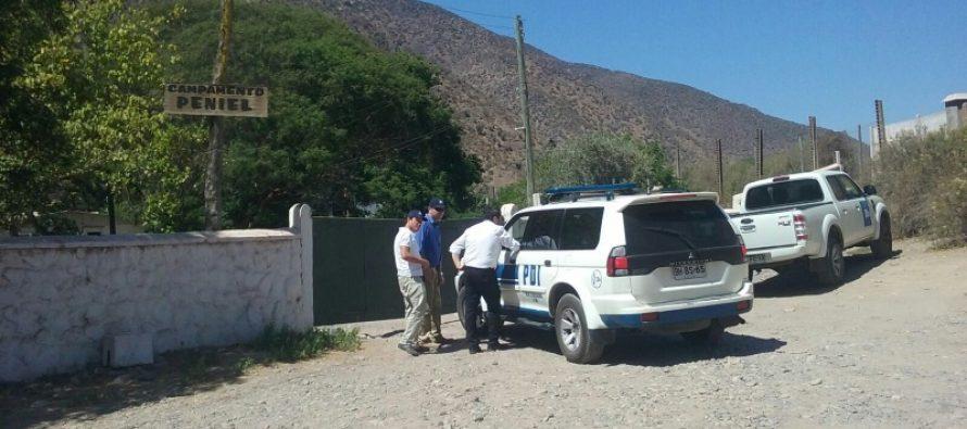 Menor de 13 años fallece en El Molle luego de recibir golpe de poste de madera