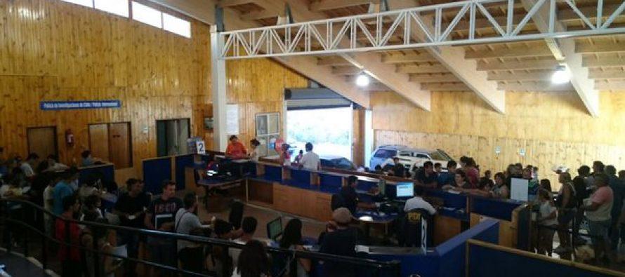 Cifras de ingreso de turistas en Paso Agua Negra siguen aumentando en febrero