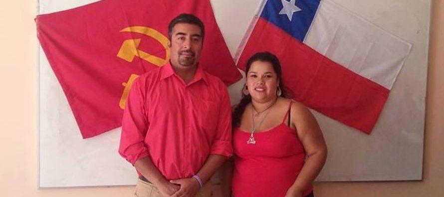 Partido Comunista presenta a sus candidatos a concejales para las elecciones 2016 en Vicuña