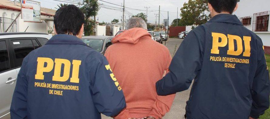 PDI arresta a hombre en Montegrande por deber $36 millones por pensión de alimentos