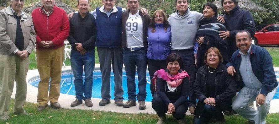 RN presenta los candidatos que competirán en las elecciones municipales en Paihuano