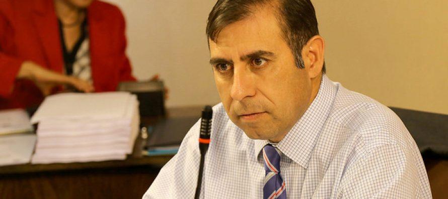 """Diputado Gahona: """"Es discriminatorio el retiro de oficinas móviles para pagar pensiones en sectores rurales"""""""