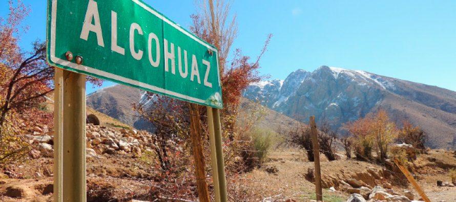 Anuncian el inicio de las obras de mejoramiento de camino Horcón-Alcohuaz