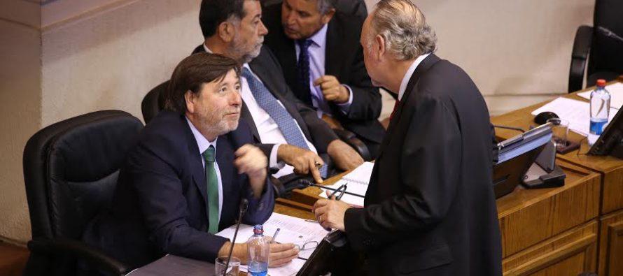 Respaldo unánime dio el Senado a reforma constitucional que permite elección democrática de los intendentes