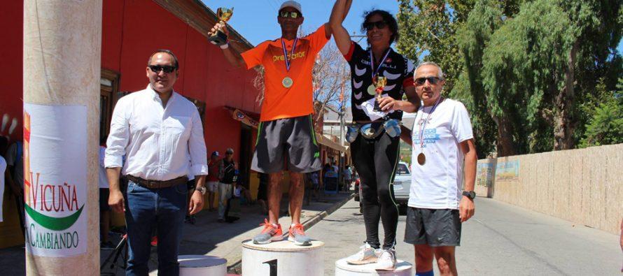 Con gran éxito se realizó la 4° corrida Jorge Torres en la comuna de Vicuña