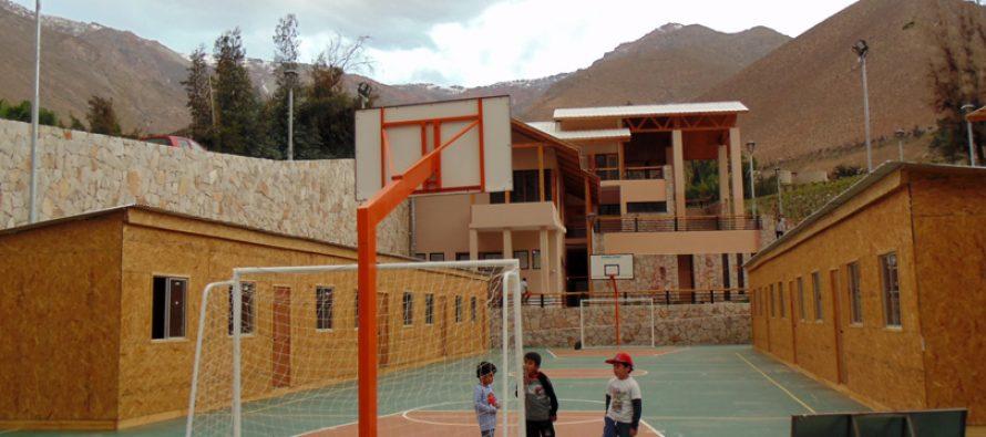 Inquietud en apoderados de Pisco Elqui por traslado de alumnos a salas de emergencias