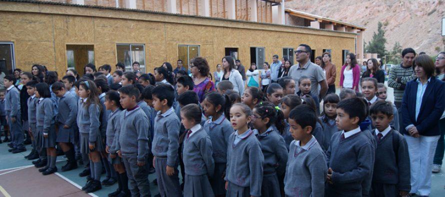 Se iniciaron las clases en la comuna de Paihuano