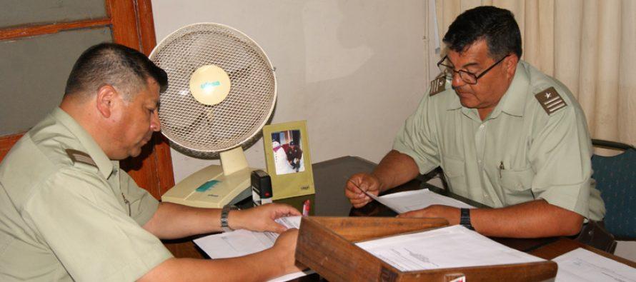Carabineros de Paihuano y Pisco Elqui organizan Plan de Trabajo 2016 para la comuna elquina