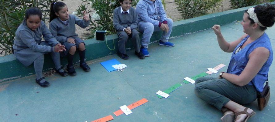 Nuevas voluntarias de habla inglesa en Paihuano