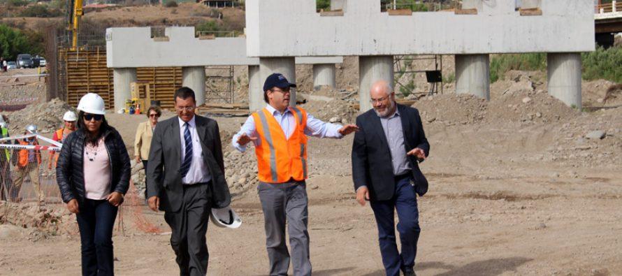Un 38% de avances presentan obras de puente de Altovalsol