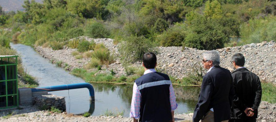 Autoridad del agro regional hace llamado a cuidar el agua