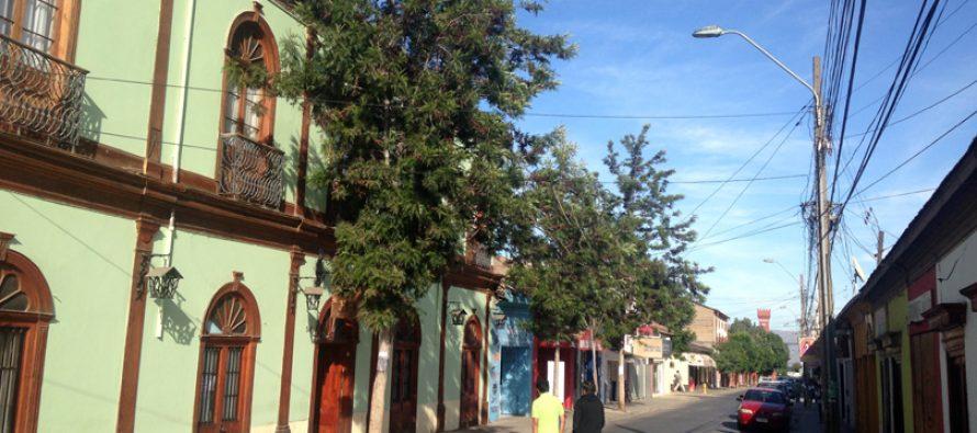 Hermosearán el centro de Vicuña a través de pintado gratuito de fachadas de casas