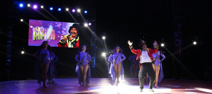 Con éxito se presenta durante tres días el Gran Circo de Ruperto en Vicuña
