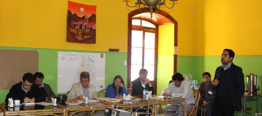 Desarrollan en Vicuña primer taller para la construcción del Plan Regional de Energía