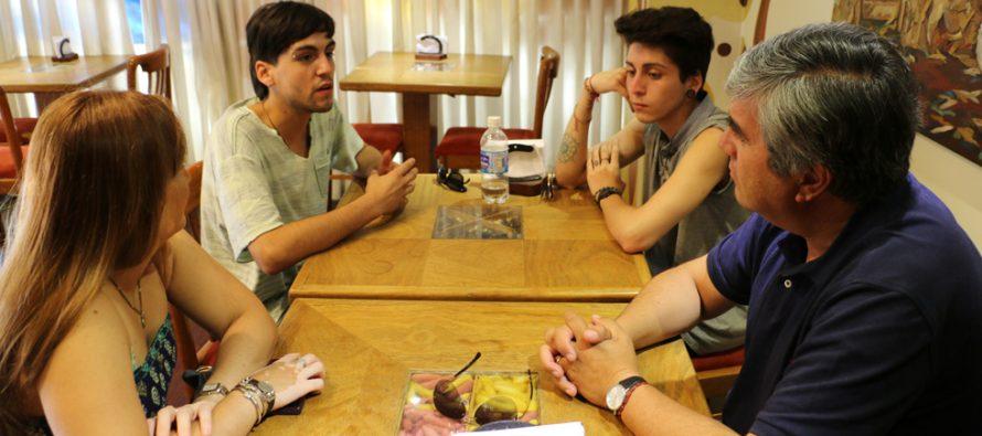 Estudiantes elquinos cumplen el sueño de acceder a la educación gratuita en la UNSJ