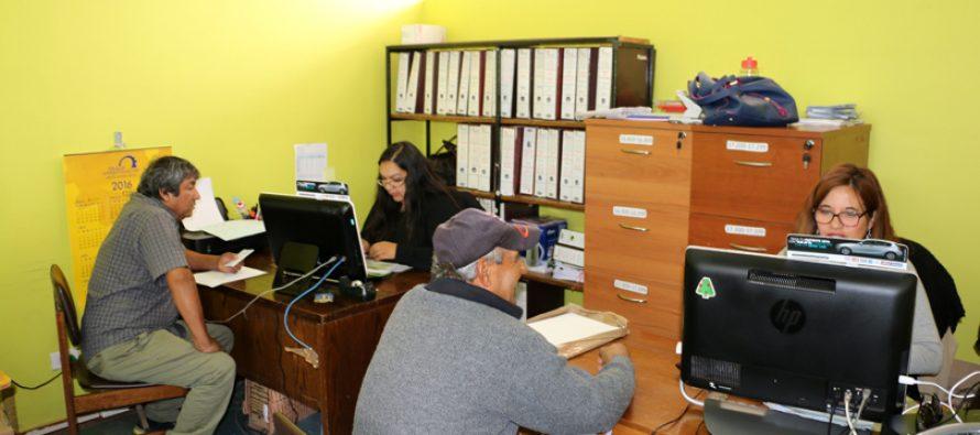 Incentivan a sacar el permiso de circulación en Vicuña para continuar con el desarrollo local