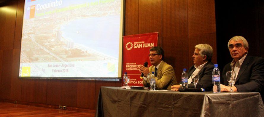 Región de Coquimbo y San Juan consolidan la integración empresarial