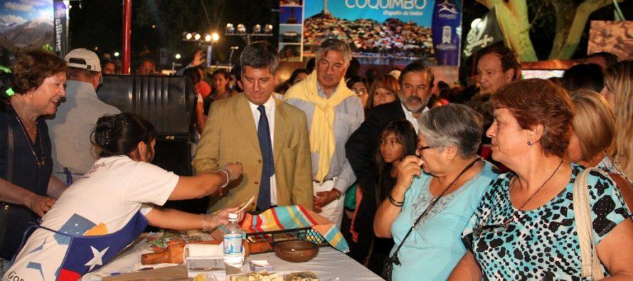 Pabellón de la Región de Coquimbo cierra con masiva concurrencia en Fiesta del Sol 2016