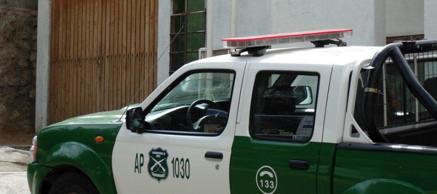 Carabineros resolvió denuncia por presunta desgracia en Horcón