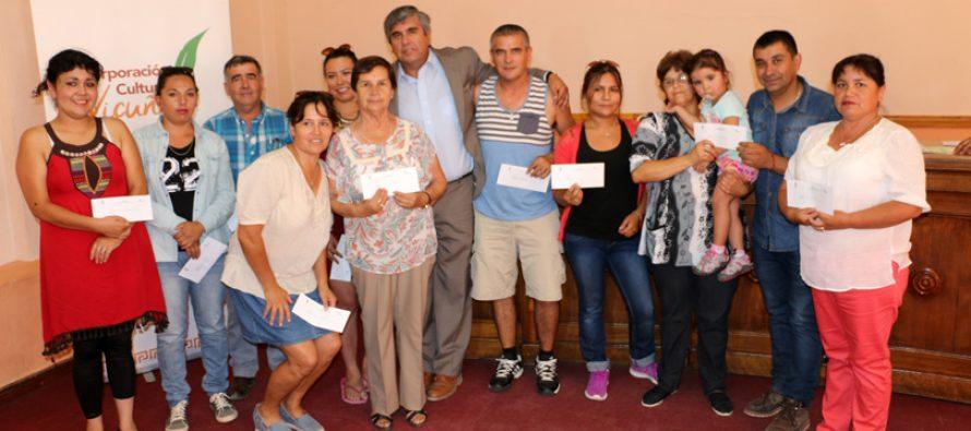 Más de 60 organizaciones recibieron Subvenciones de la municipalidad de Vicuña