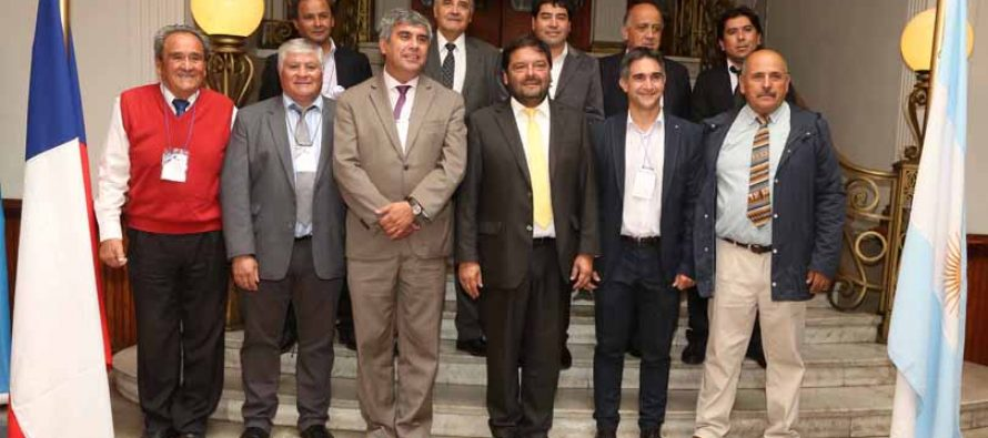 Alcaldes e intendentes acuerdan pedir audiencia en el MOP en el XXV Comité de Paso Agua Negra