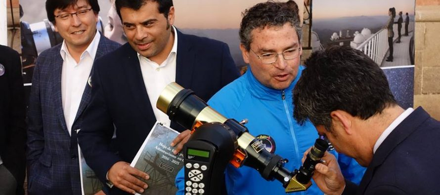 La Región de Coquimbo se prepara para ser un destino astroturístico de excelencia