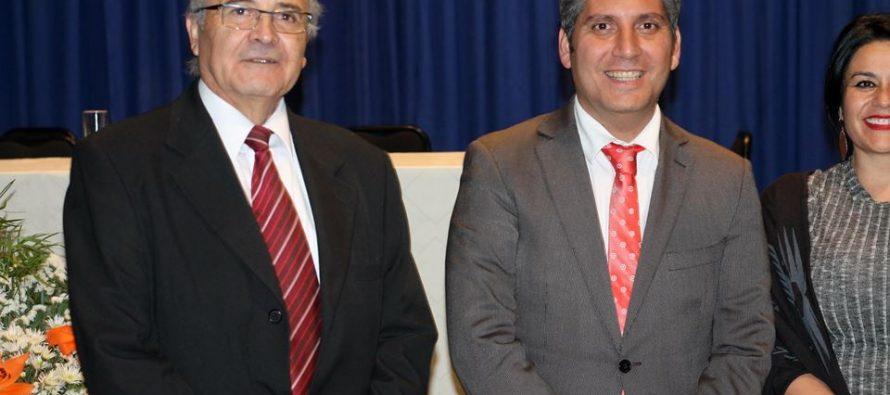 Intendente Ibáñez destaca aporte del alcalde de Paihuano en sus 22 años de gestión