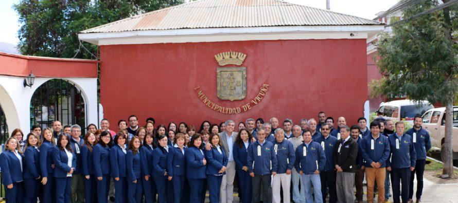 Mostrando los avances de la comuna de Vicuña  realizarán cuenta pública 2015